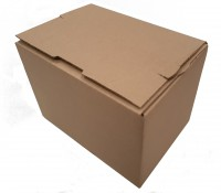 carton e commerce brun