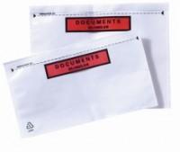 Pochette adhésive DOCUMENT CI-INCLUS