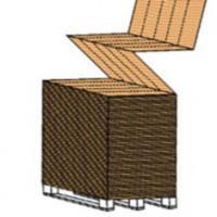 Plaques accordéons pliage en Z