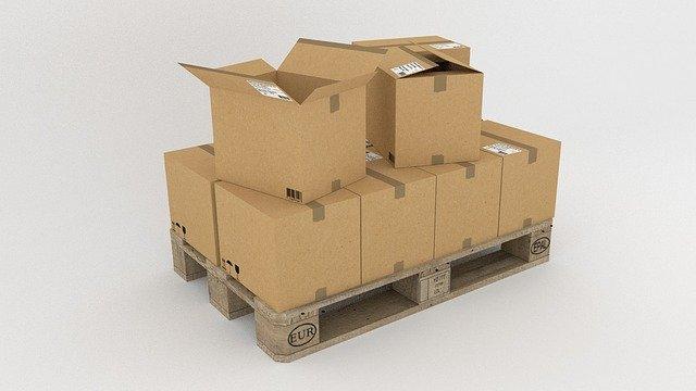 emballage expédition carton transport